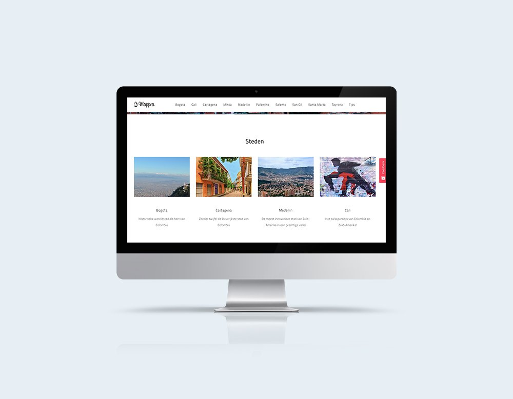 blog website mappea kleidi