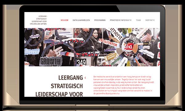 website mailchimp ontwerp kleidi nieuwsbrief