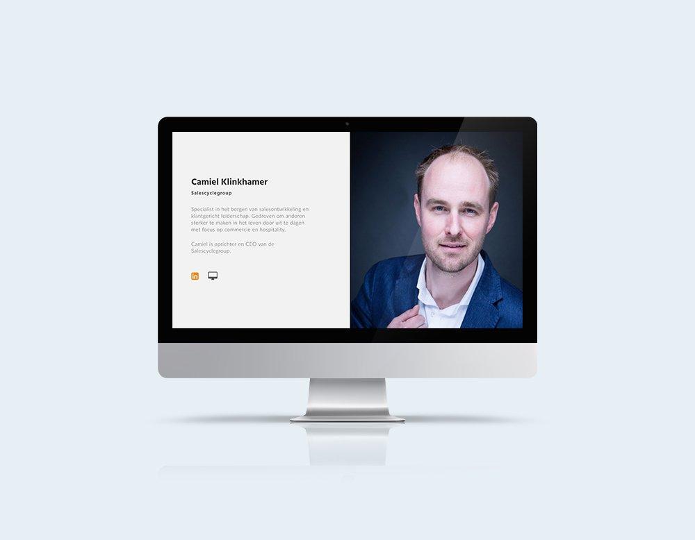 presentatie website skilled methode